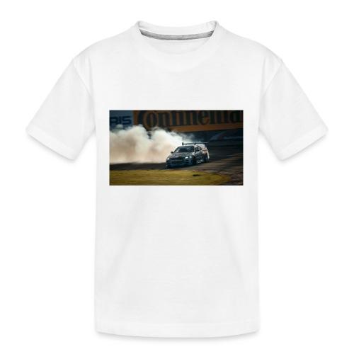 nissan skyline gtr drift r34 96268 1280x720 - Kid's Premium Organic T-Shirt