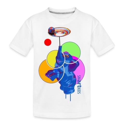 smARTkids - Mumbo Jumbo - Kid's Premium Organic T-Shirt