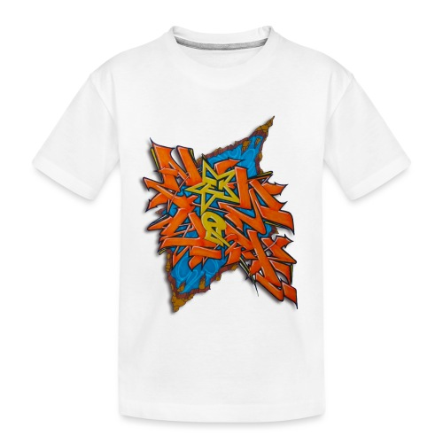 Artgomez14 - NYG Design - Kid's Premium Organic T-Shirt