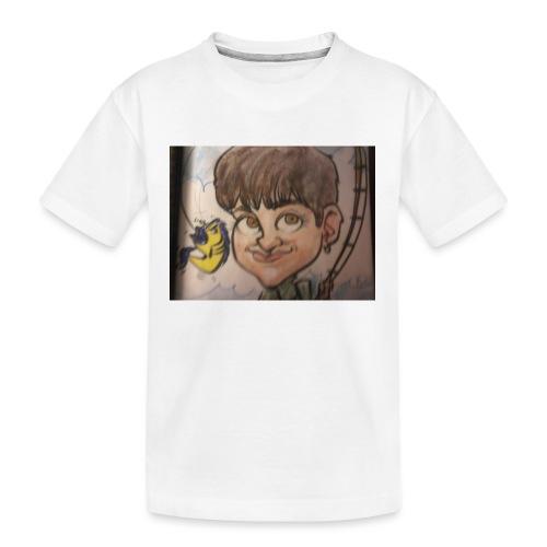 Mitroboy66 3 - Kid's Premium Organic T-Shirt