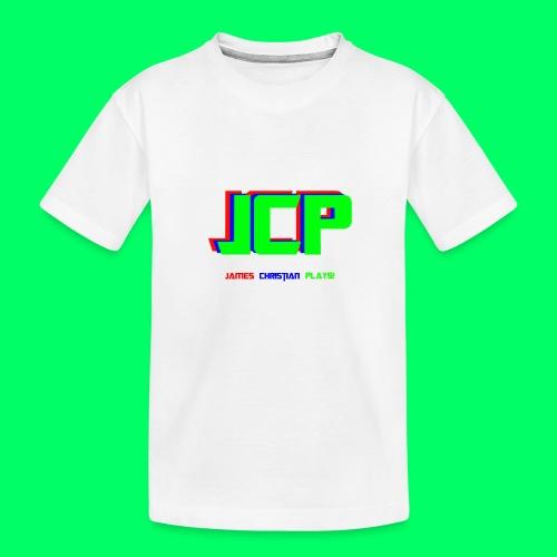 James Christian Plays! Original Set - Kid's Premium Organic T-Shirt