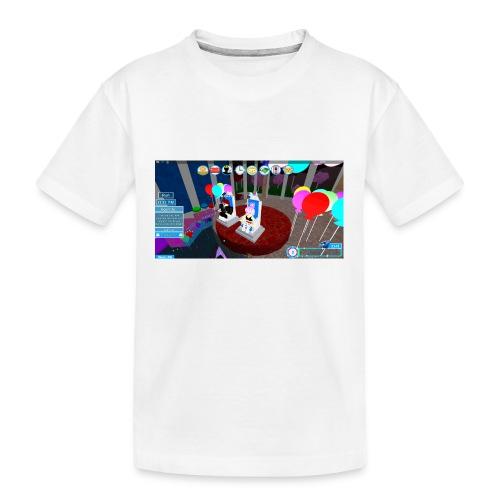 prom queen - Kid's Premium Organic T-Shirt