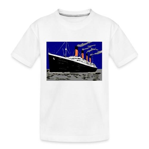 TITANIC - Kid's Premium Organic T-Shirt
