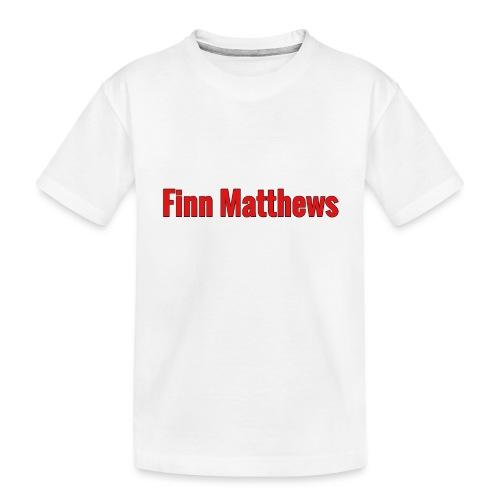FM Logo - Kid's Premium Organic T-Shirt