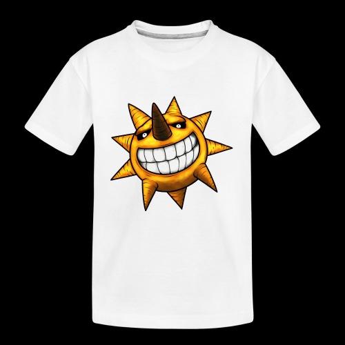 Soul Eater Sun - Kid's Premium Organic T-Shirt