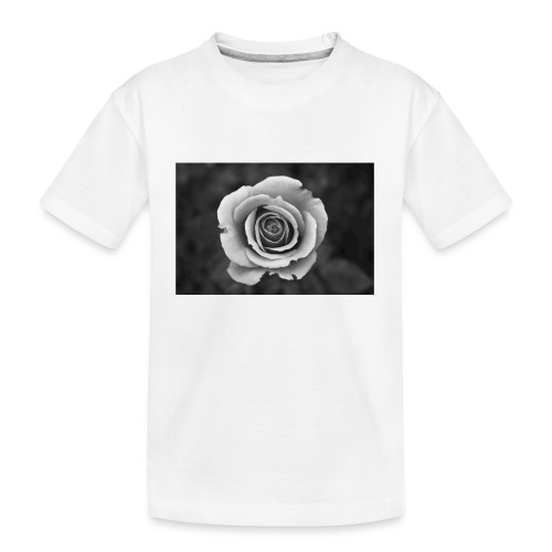 dark rose - Kid's Premium Organic T-Shirt