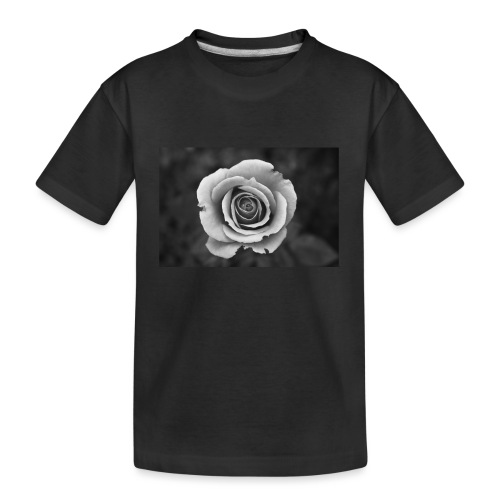 dark rose - Kid's Premium Organic T-Shirt