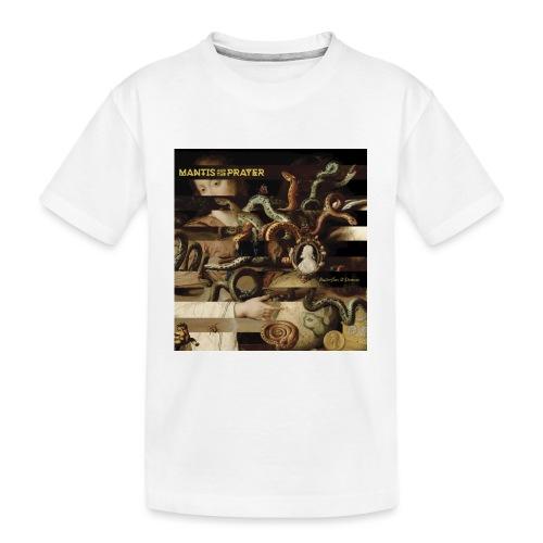 Mantis and the Prayer- Butterflies and Demons - Kid's Premium Organic T-Shirt
