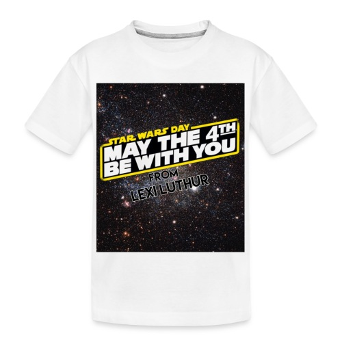 STAR WARS DAY CLOTHES - Kid's Premium Organic T-Shirt