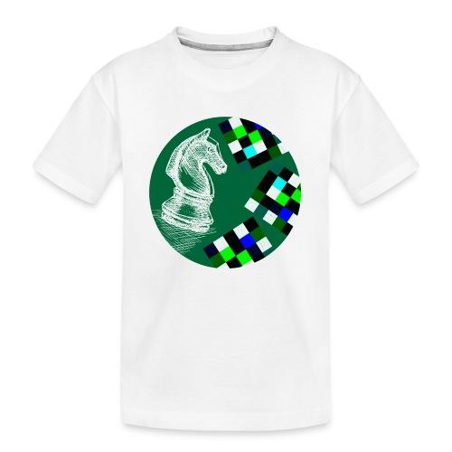 Chess Tee   Chess Jumper - Kid's Premium Organic T-Shirt