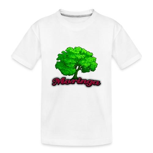 Moringa Games Mug - Kid's Premium Organic T-Shirt