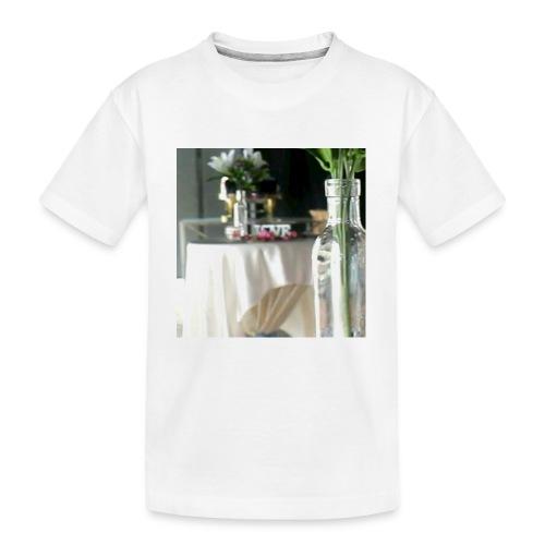 Spread the Love! - Kid's Premium Organic T-Shirt