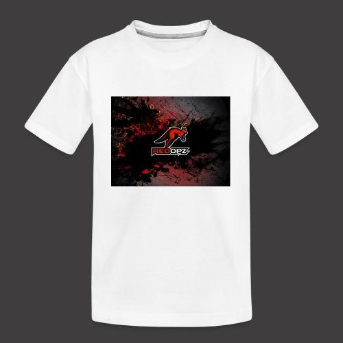 RedOpz Splatter - Kid's Premium Organic T-Shirt