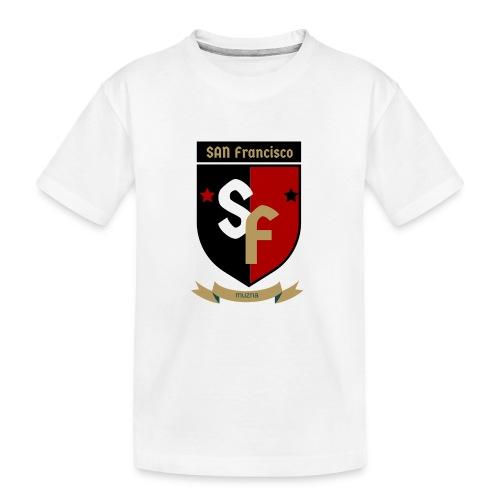 San Francisco Muzna - Kid's Premium Organic T-Shirt