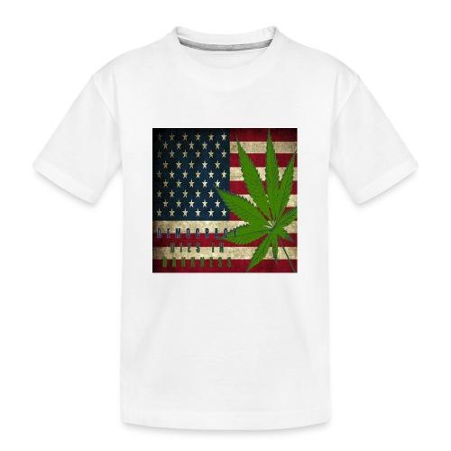 Political humor - Kid's Premium Organic T-Shirt