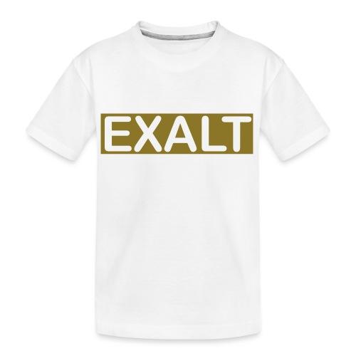 EXALT - Kid's Premium Organic T-Shirt