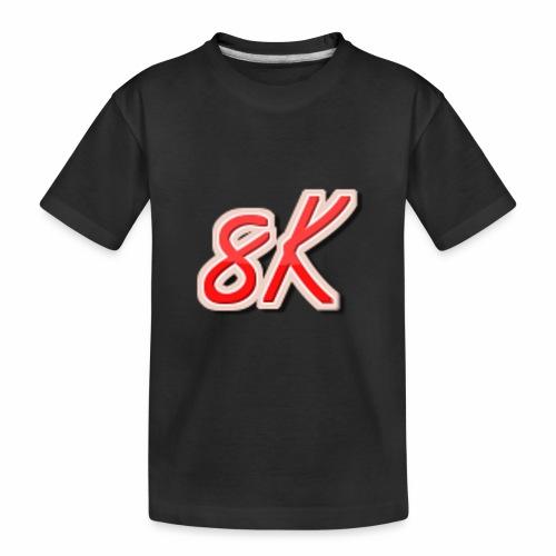 8K - Kid's Premium Organic T-Shirt