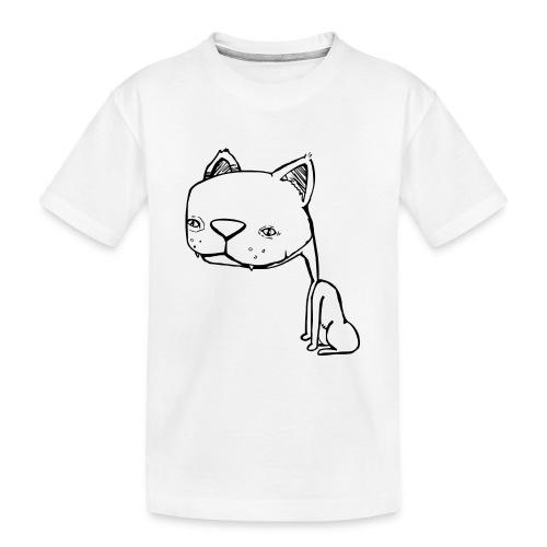 Meowy Wowie - Kid's Premium Organic T-Shirt