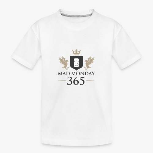 Offical Mad Monday Clothing - Kid's Premium Organic T-Shirt