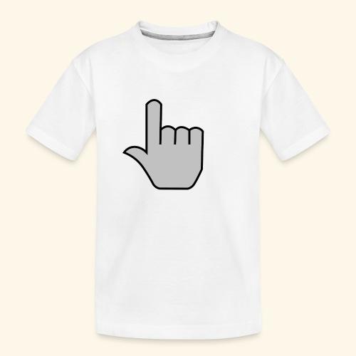 click - Kid's Premium Organic T-Shirt