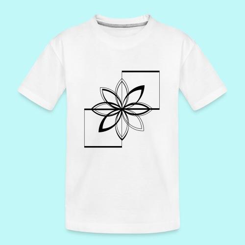 Colour Me DAIZEY Blue - Kid's Premium Organic T-Shirt