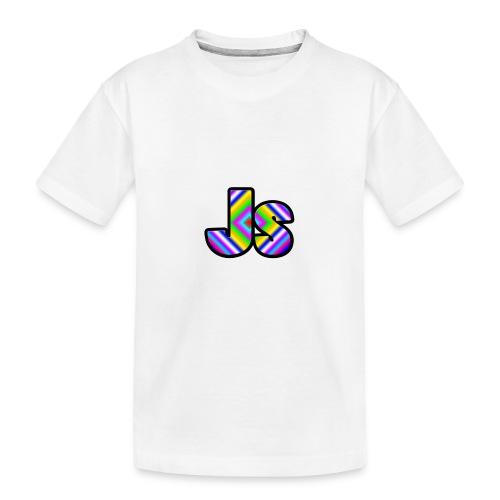 JsClanLogo2 - Kid's Premium Organic T-Shirt