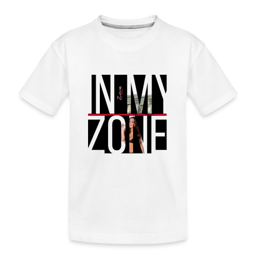 In The Zone - Kid's Premium Organic T-Shirt