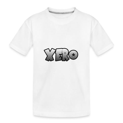 Xero (No Character) - Kid's Premium Organic T-Shirt