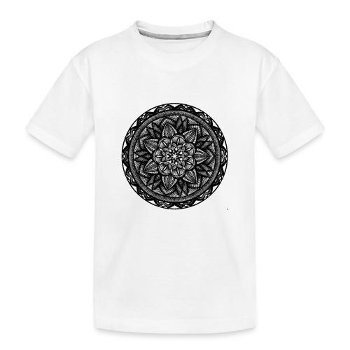 Circle No.2 - Kid's Premium Organic T-Shirt