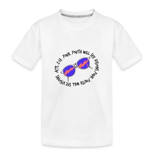 oie_transparent_-1- - Kid's Premium Organic T-Shirt