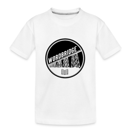 WordBridge Conference Logo - Kid's Premium Organic T-Shirt