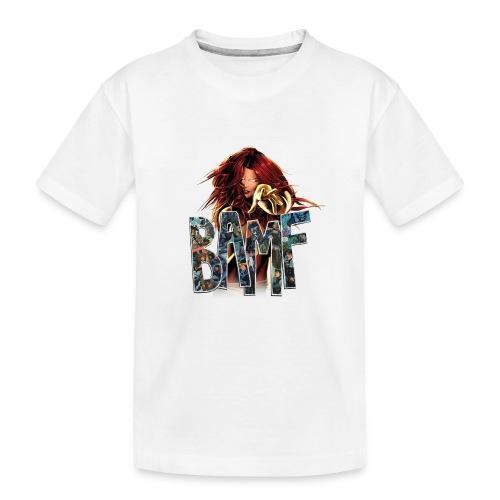 phoenix png - Kid's Premium Organic T-Shirt