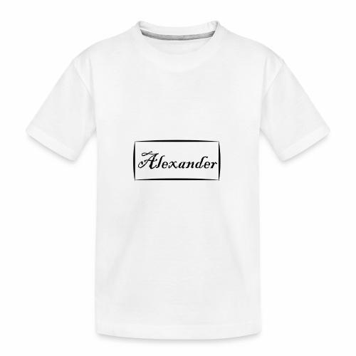 Alexander - Kid's Premium Organic T-Shirt