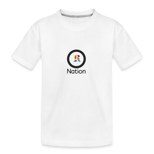 Reaper Nation - Kid's Premium Organic T-Shirt