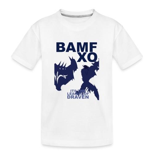 DRAV copy png - Kid's Premium Organic T-Shirt