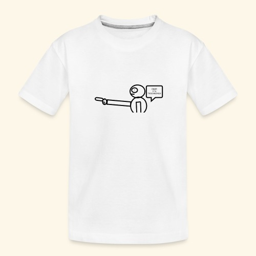 OMG its txdiamondx - Kid's Premium Organic T-Shirt