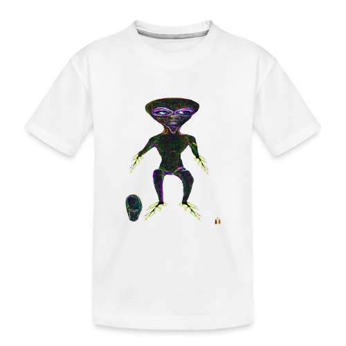 AlienToe - Kid's Premium Organic T-Shirt