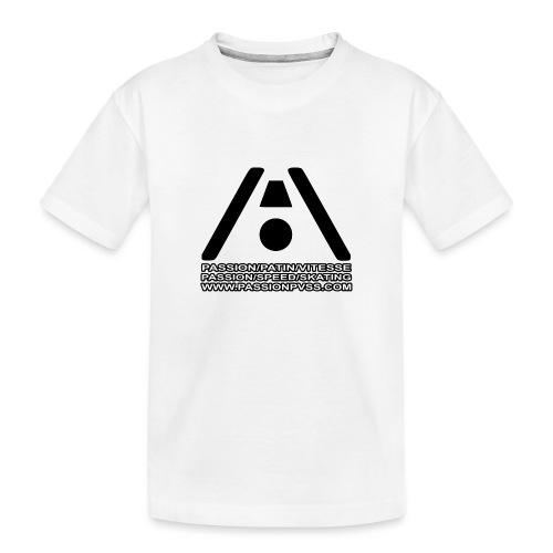 Passion / Skate / Speed - Passion / Speed / Skating - Kid's Premium Organic T-Shirt