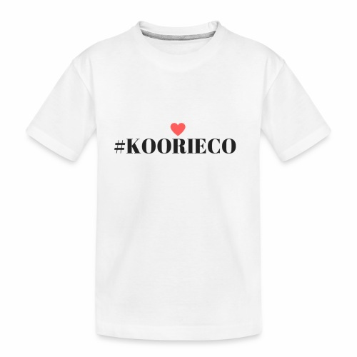 KOORIE CO - Kid's Premium Organic T-Shirt