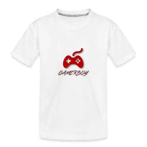 Gamerboy - Kid's Premium Organic T-Shirt