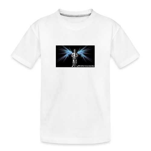 StrikeforceImage - Kid's Premium Organic T-Shirt