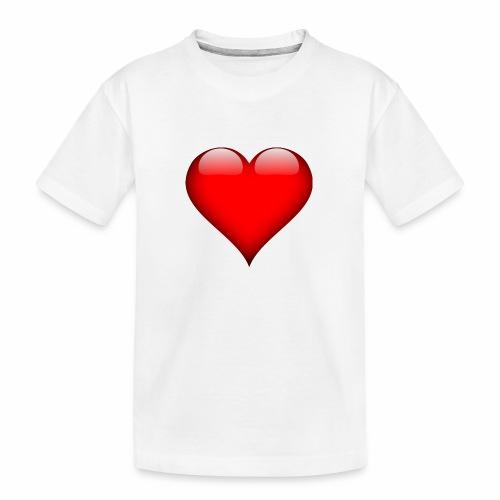 pic - Kid's Premium Organic T-Shirt