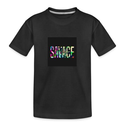Savage Wear - Kid's Premium Organic T-Shirt