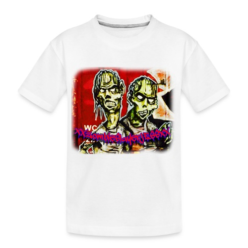 xxZombieSlayerJESSxx - Kid's Premium Organic T-Shirt