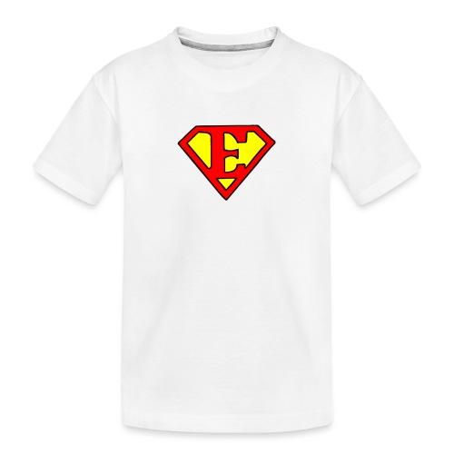 super E - Kid's Premium Organic T-Shirt