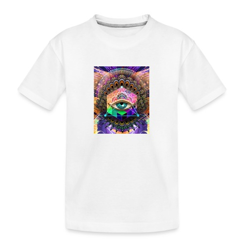 ruth bear - Kid's Premium Organic T-Shirt
