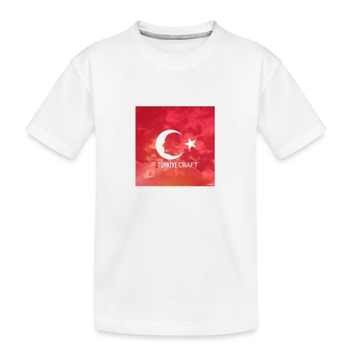 TurkiyeCraft - Kid's Premium Organic T-Shirt