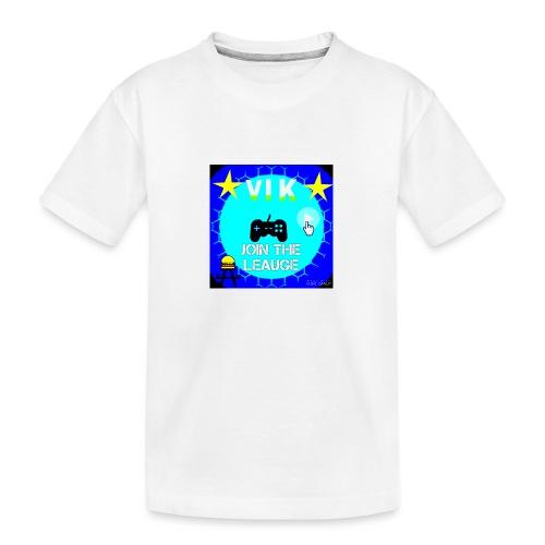 MInerVik Merch - Kid's Premium Organic T-Shirt