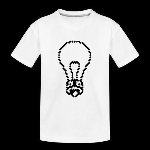 lightbulb - Kid's Premium Organic T-Shirt