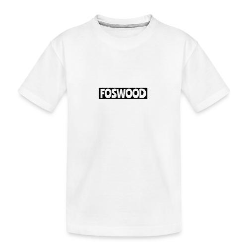 FOSWOOD - Kid's Premium Organic T-Shirt
